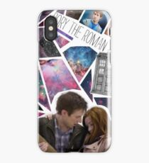 Amy and Rory iPhone Case/Skin