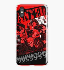 !Wanted Thieves! iPhone Case/Skin