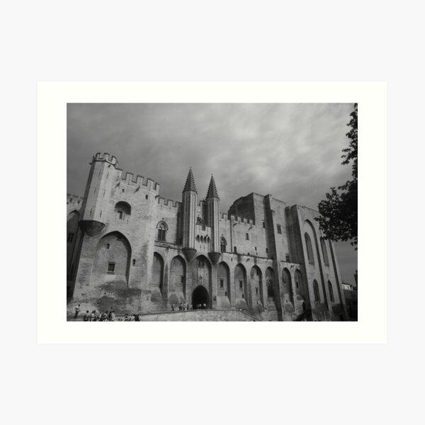 Avignon Art Print