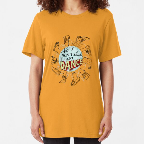 too many left feet Slim Fit T-Shirt