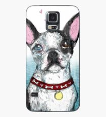 Boston Terrier Case/Skin for Samsung Galaxy