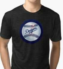 baseball los angeles Tri-blend T-Shirt