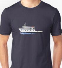 Block Island Ferry - the Manitou Unisex T-Shirt