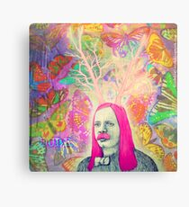 dude. Canvas Print