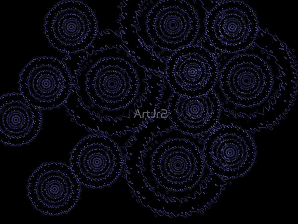 Raindrops by ArtJr2