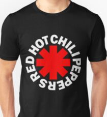 Chilli Peppers Tour 2017 Unisex T-Shirt