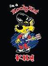 I'M A KOOLY KAT KID - On Black by charactergirl