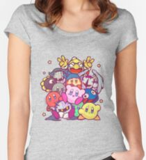 Kirby group Women's Fitted Scoop T-Shirt
