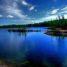 Dogtooth Lake by Larry Trupp