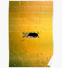 Urban Ashtray Poster