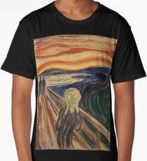 Edvard Munch - The Scream Long T-Shirt