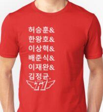 SKT  HANGUL  Unisex T-Shirt