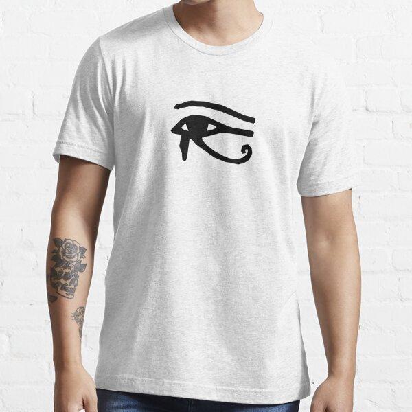 Eye of Horus - Black Essential T-Shirt
