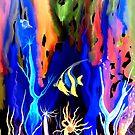 Fish Fantasy by Linda Callaghan