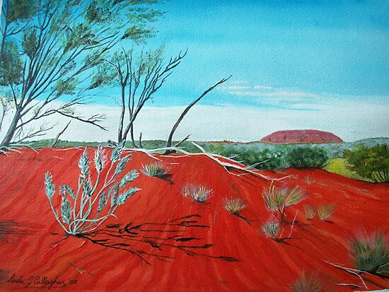 From a Distance, Australia by Linda Callaghan