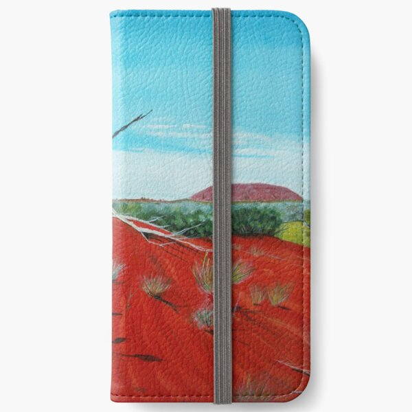 From a Distance, Uluru iPhone Wallet