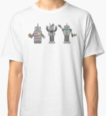 Robots in Spring Classic T-Shirt