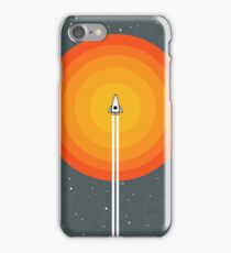 Cruising Past The Sun iPhone Case/Skin