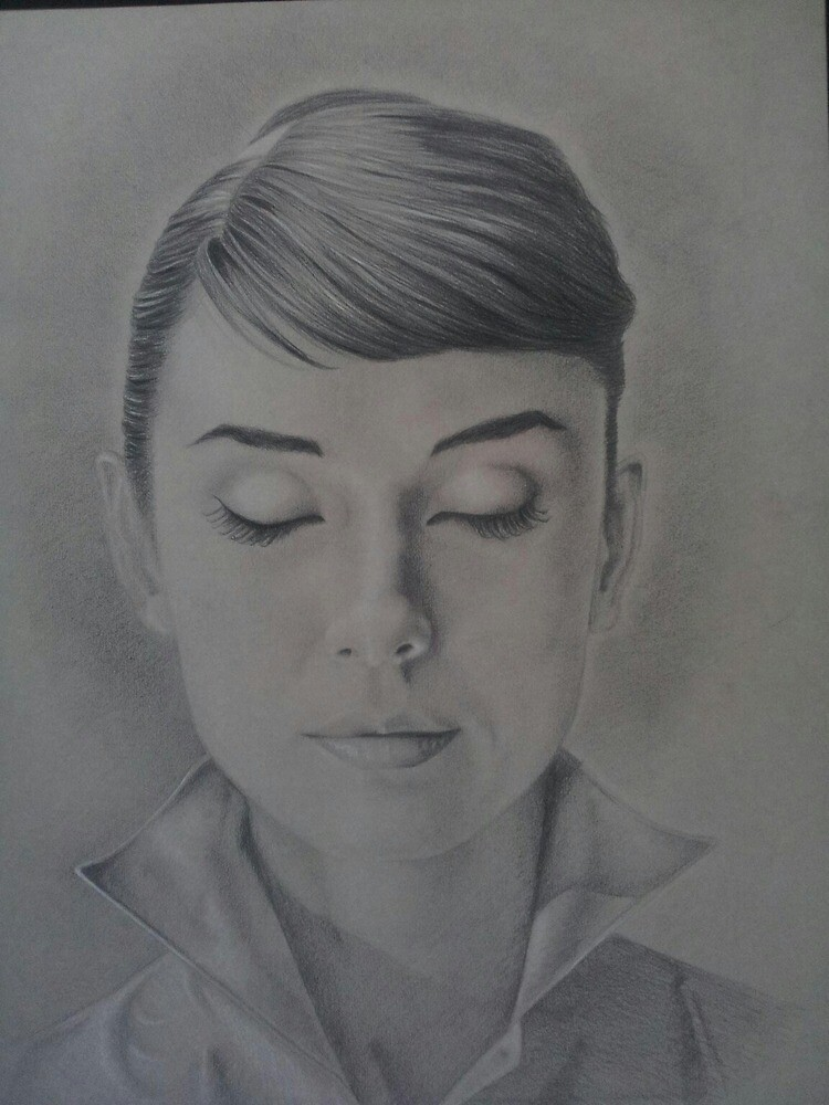 Hepburn by joselopez1