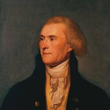 Thomas Jefferson von warishellstore