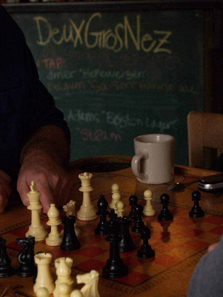 DGN Chess I by Jon  Johnson