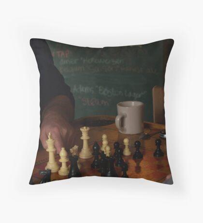 DGN Chess I Throw Pillow
