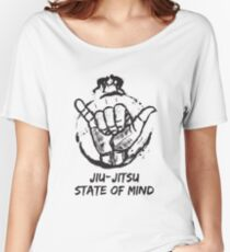 Jiu-Jitsu state of mind Women's Relaxed Fit T-Shirt