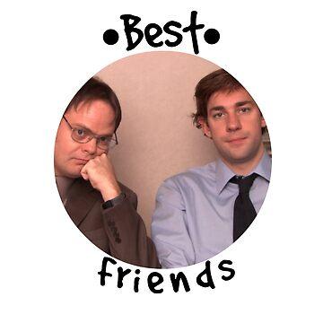 Jim y Dwight - ¡Los mejores amigos se unen! de TellAVision