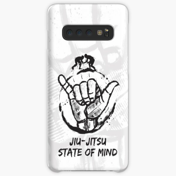 Jiu-Jitsu state of mind Samsung Galaxy Snap Case