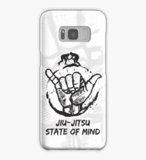 Jiu-Jitsu state of mind Samsung Galaxy Case/Skin