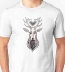 Zen Deer Unisex T-Shirt