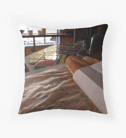 DGN Focaccia Throw Pillow