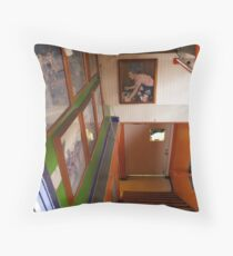 DGN - The Other Stairs Throw Pillow