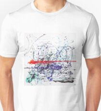 Inside Abstract by Masko7 Unisex T-Shirt