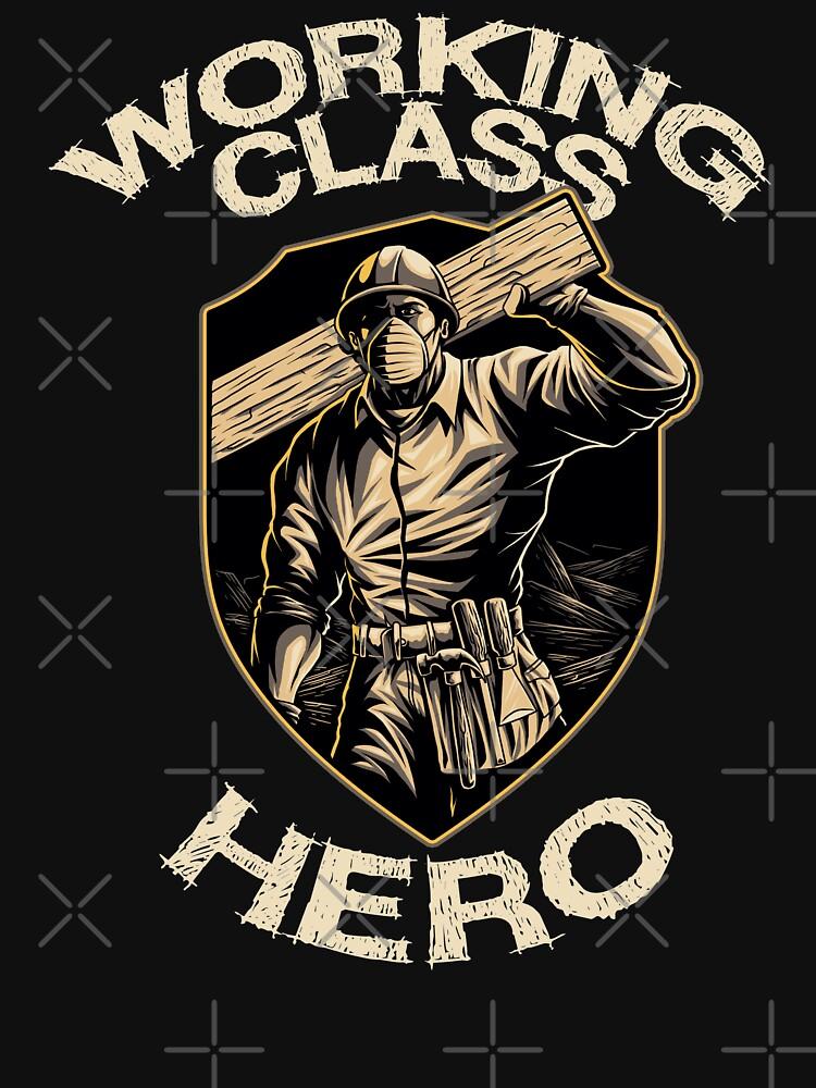 Working Class Hero by rahmenlos