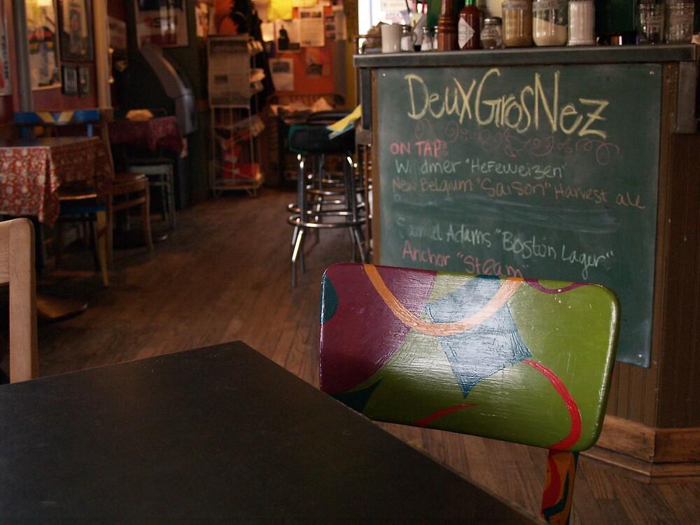 DGN - Chair I by Jon  Johnson
