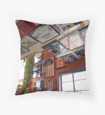 DGN Ceiling Jerseys II Throw Pillow