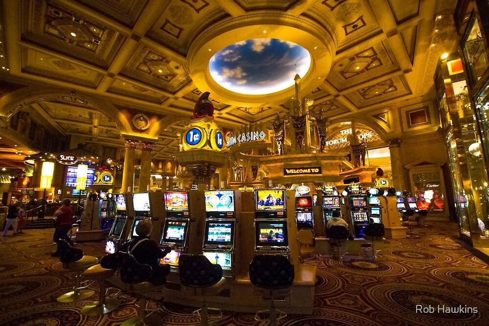 Vegas Casino  by Rob Hawkins