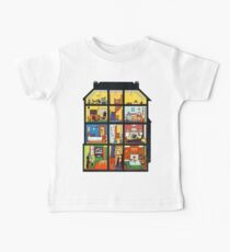 Vintage Doll House Baby Tee