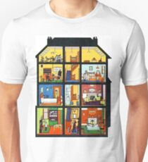 Vintage Doll House Unisex T-Shirt
