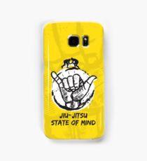 BJJ state of mind 2 Samsung Galaxy Case/Skin