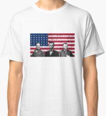 Sherman - Lincoln - Grant Classic T-Shirt