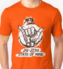 BJJ state of mind 2 Unisex T-Shirt