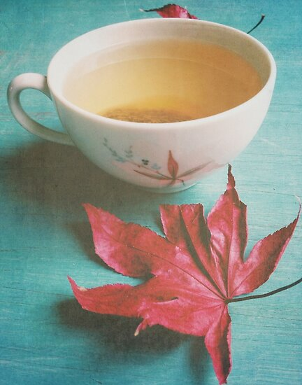 Retro Tea by OLIVIA JOY STCLAIRE