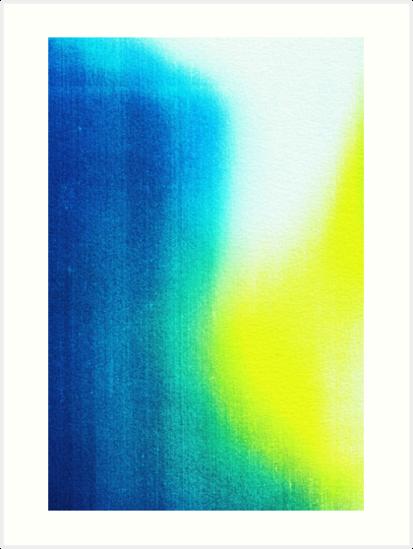 BLUR / paradise von Daniel Coulmann