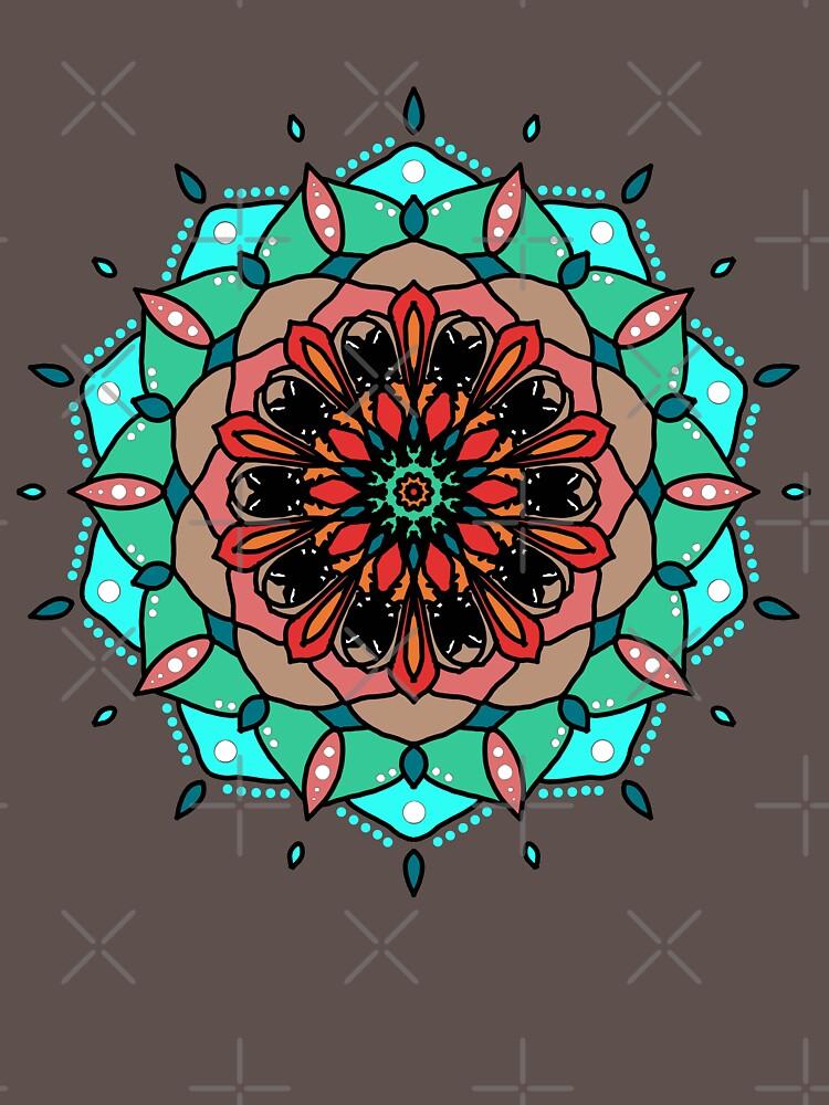 Summer Mandala by mayuskimbe