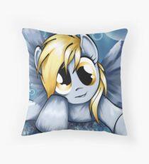 Derpy  Throw Pillow