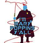 I'm Mary Poppins by aisyawk