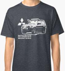 Mitsubishi Montero 4x4 Classic T-Shirt