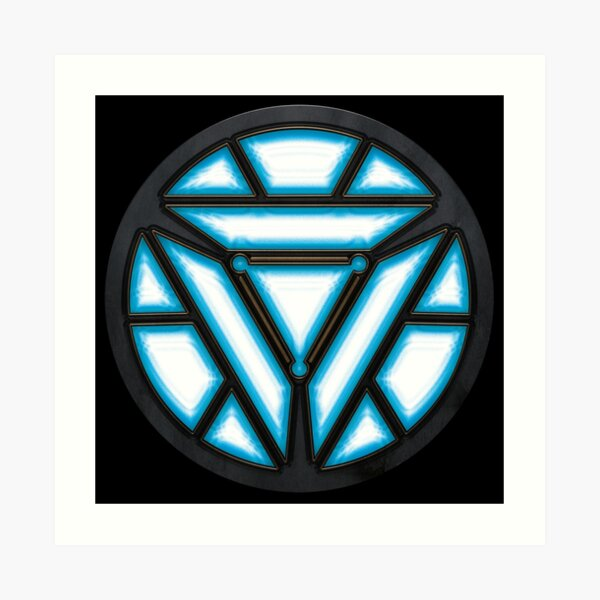 ARC REACTOR - New Element Kunstdruck